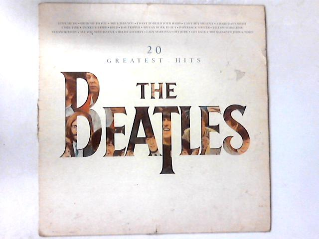 20 Greatest Hits LP COMP by The Beatles