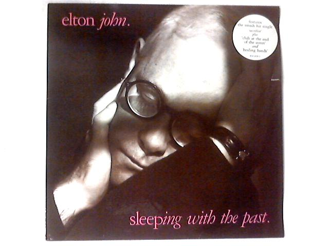 Sleeping With The Past LP by Elton John