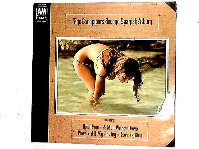 Second Spanish Album LP By The Sandpipers