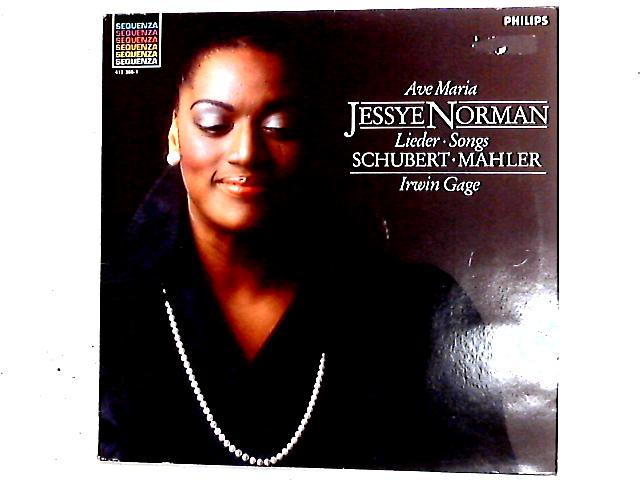 Lieder • Songs LP By Franz Schubert
