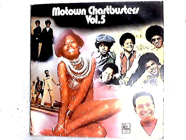 Motown Chartbusters Vol. 5 Comp By Various