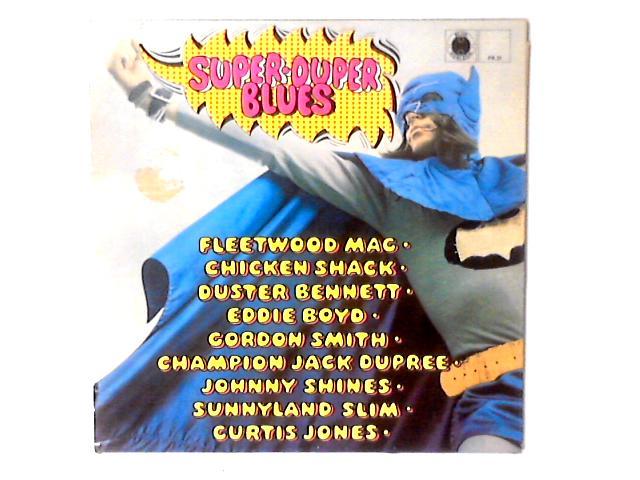 Super-Duper Blues LP COMP by Various