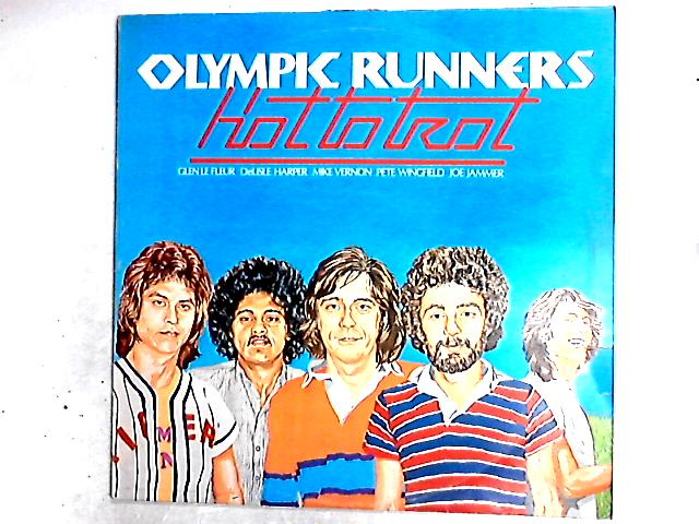Hot To Trot LP By Olympic Runners