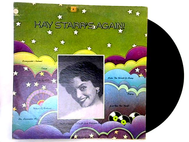 Kay Starr's Again LP By Kay Starr