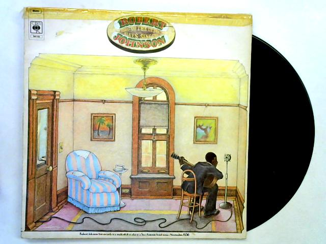 King Of The Delta Blues Singers Vol II LP 1st by Robert Johnson