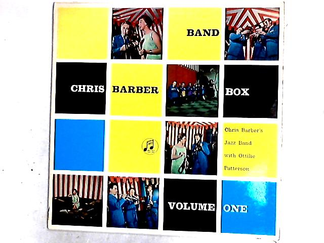 Chris Barber Band Box Volume One LP By Chris Barber's Jazz Band