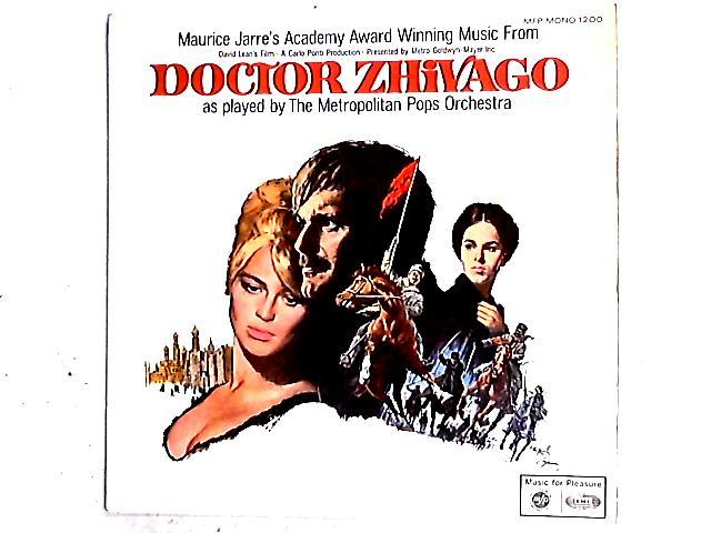 Doctor Zhivago LP By Maurice Jarre