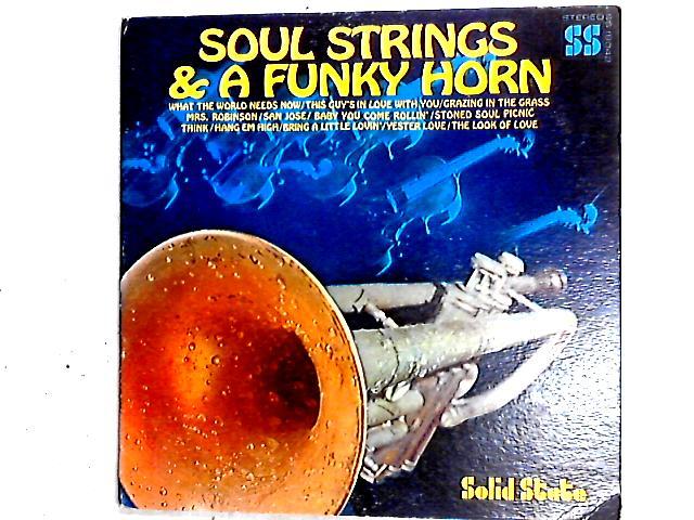 Soul Strings & A Funky Horn LP Gat By Soul Strings & A Funky Horn