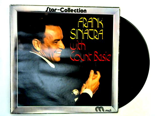 With Count Basie LP By Frank Sinatra