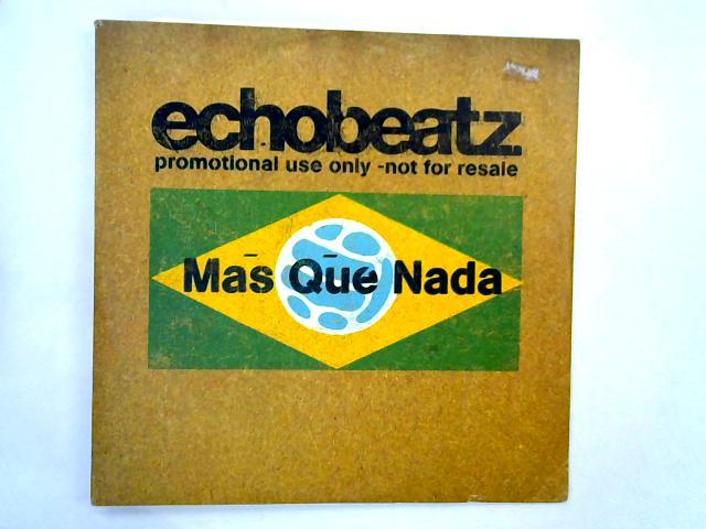 Mas Que Nada 12in promo By Echobeatz