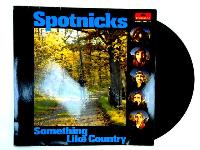 Something Like Country LP 1st By The Spotnicks
