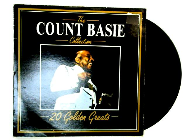 The Count Basie Collection: 20 Golden Greats LP By Count Basie
