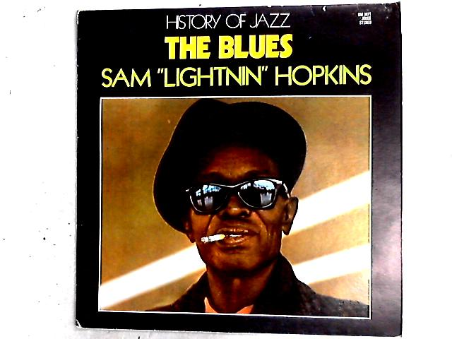 Il Blues LP by Lightnin' Hopkins