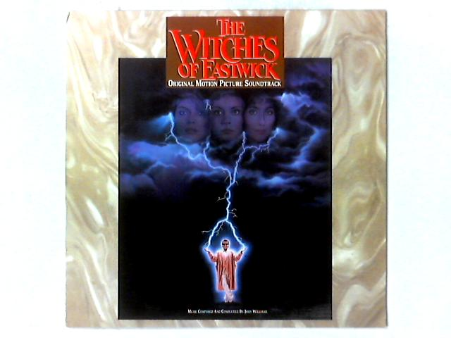 The Witches Of Eastwick (Original Motion Picture Soundtrack) LP By John Williams (4)