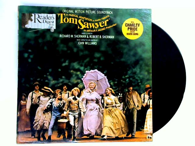 Tom Sawyer (Original Motion Picture Soundtrack) LP by John Williams