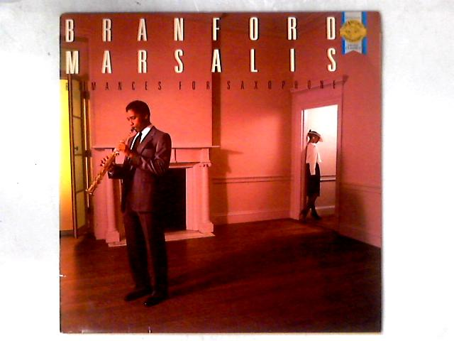 Romances For Saxophone LP by Branford Marsalis