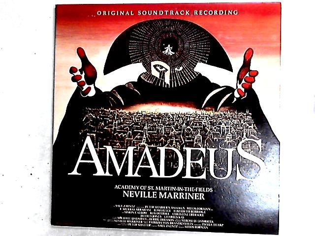 Amadeus (Original Soundtrack Recording) 2LP by Sir Neville Marriner