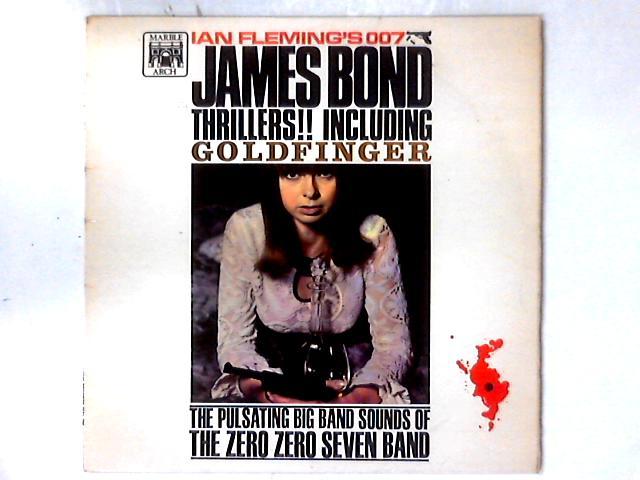James Bond Thrillers!! LP by The Zero Zero Seven Band