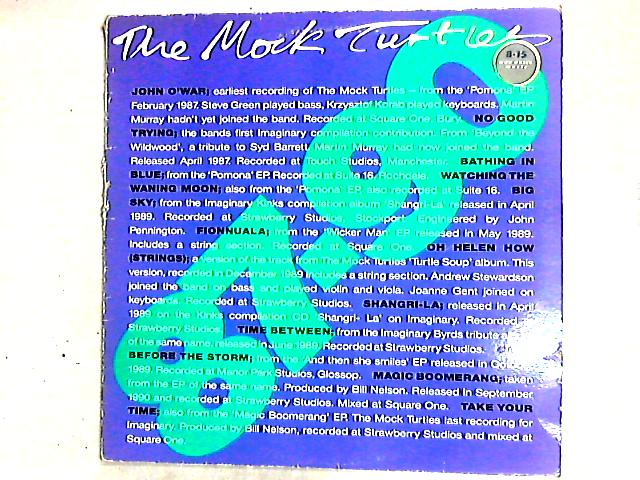 87-90 LP by The Mock Turtles