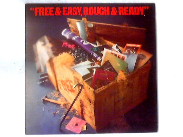 Free & Easy, Rough & Ready LP by Free