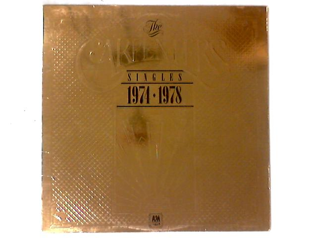 The Singles 1974-1978 LP COMP by Carpenters