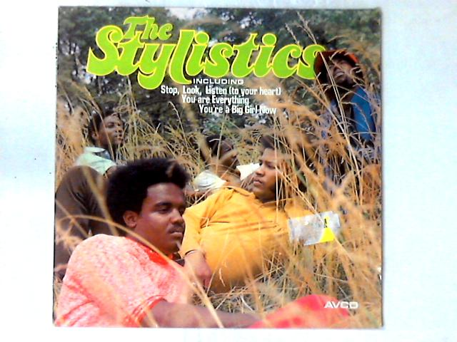 The Stylistics LP by The Stylistics