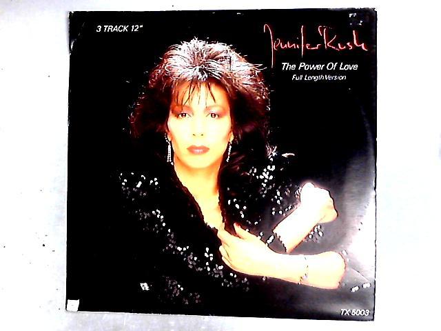 The Power Of Love (Full Length Version) 12in by Jennifer Rush
