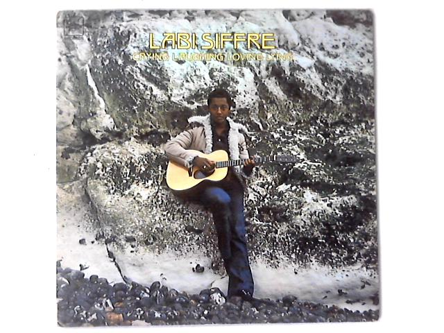 Crying Laughing Loving Lying LP by Labi Siffre
