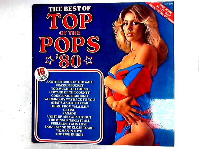 The Best Of Top Of The Pops '80 Comp by The Top Of The Poppers