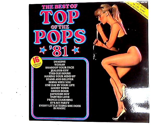 The Best Of Top Of The Pops '81 Comp by Unknown Artist