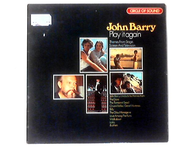 Play It Again (Themes From Stage, Screen And Television) LP by John Barry
