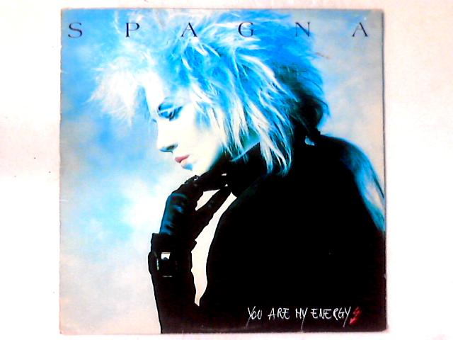 You Are My Energy LP by Ivana Spagna