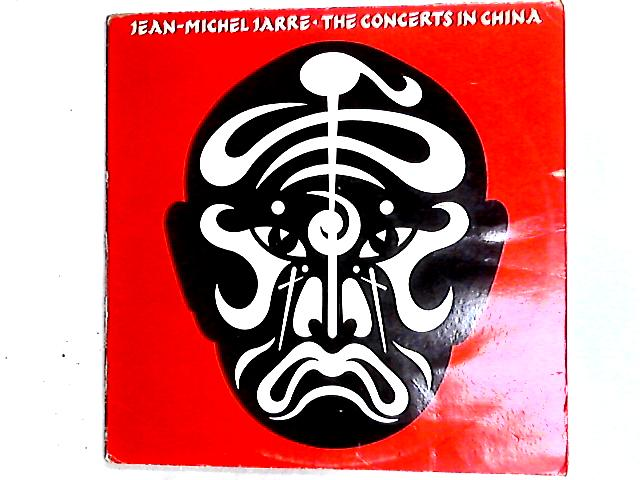 The Concerts In China 2LP Gat by Jean-Michel Jarre
