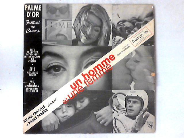 Un Homme Et Une Femme (Bande Originale Du Film) LP by Francis Lai