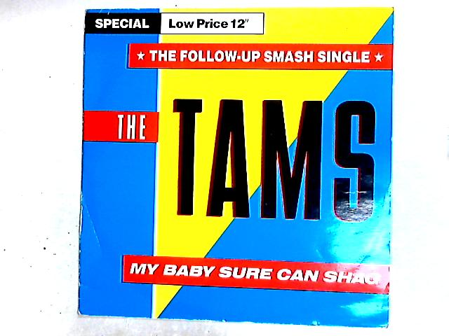 My Baby Sure Can Shag 12in by The Tams