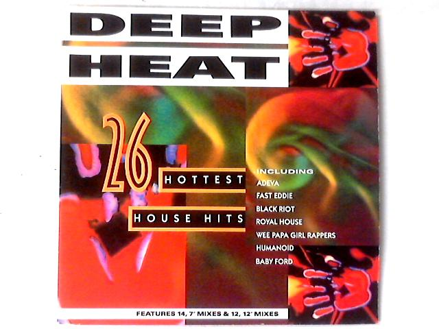 Deep Heat 2xLP COMP by Various