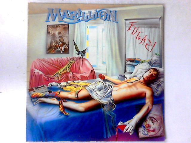 Fugazi LP by Marillion