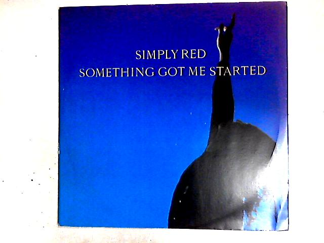 Something Got Me Started 12in by Simply Red
