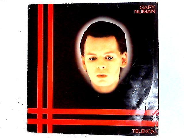 Telekon LP by Gary Numan