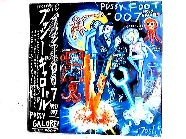 Pussy Galore! 2LP Comp by Various