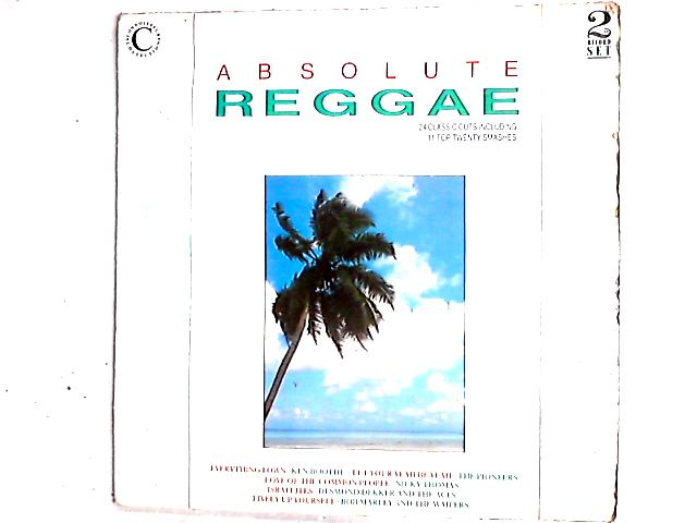 Absolute Reggae 2LP comp by Various