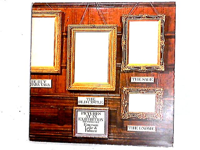 Pictures At An Exhibition LP gat by Emerson, Lake & Palmer