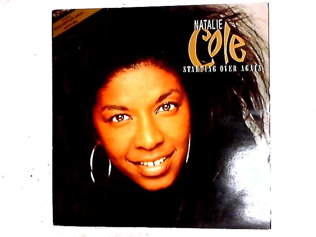 Starting Over Again 12in by Natalie Cole