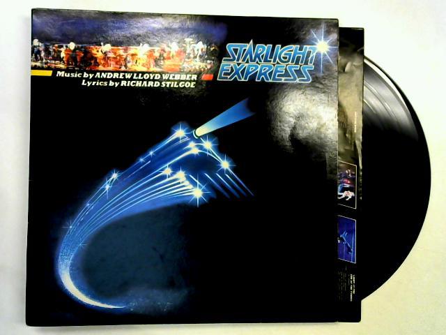 Starlight Express 2xLP by Andrew Lloyd Webber