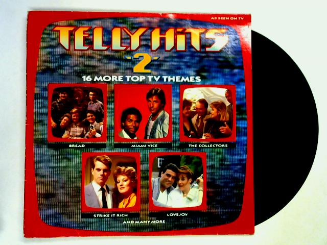 Telly Hits 2 LP by Various