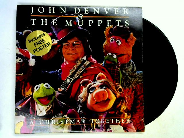 A Christmas Together LP 1st by John Denver & The Muppets