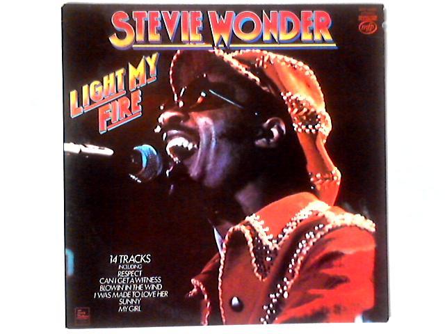 Light My Fire LP COMP by Stevie Wonder