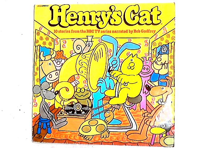 10 Stories From The BBC TV Series LP by Henry's Cat