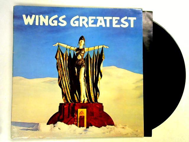 Wings Greatest LP by Wings