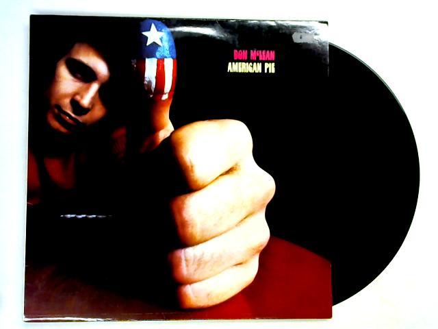 American Pie LP by Don McLean